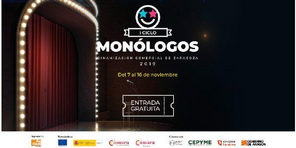 Primer ciclo monologos Zaragoza Hoteles