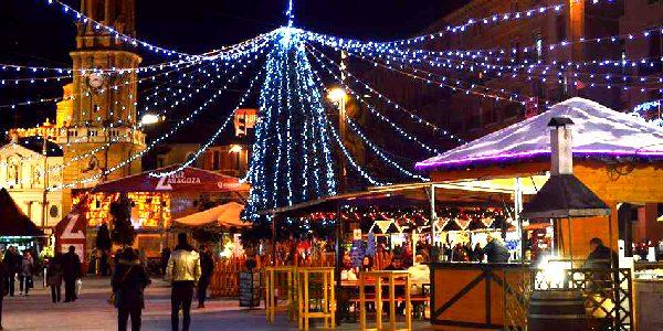 Puestos plaza del Pilar